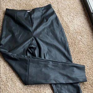ae9979a44391e1 Women Asos Leather Pants on Poshmark